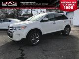 2011 Ford Edge SEL LEATHER/PANORAMIC SUNROOF Photo3