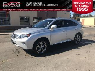 Used 2013 Lexus RX 450h PREMIUM HYBRID NAVIGATION/LEATHER/SUNROOF for sale in North York, ON