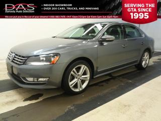 Used 2012 Volkswagen Passat 2.0 TDI Highline Navigation/Leather/Sunroof for sale in North York, ON