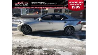 Used 2015 Lexus IS 250 F -SPORT AWD NAVIGATION/LEATHER/SUNROOF for sale in North York, ON