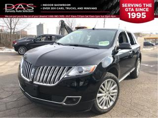 Used 2012 Lincoln MKX LIMITED AWD NAVIGATION/PANORAMIC SUNROOF for sale in North York, ON