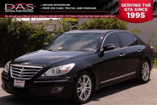 Used 2011 Hyundai Genesis 3.8 Technology/Navigation/Leather/Sunroof for sale in North York, ON