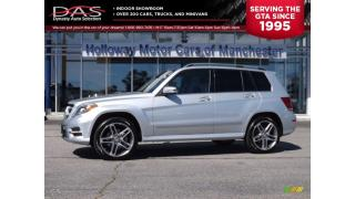Used 2010 Mercedes-Benz GLK-Class GLK350 4MATIC NAVIGATION/PANORAMIC ROOF/LEATHER for sale in North York, ON