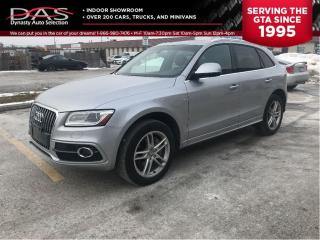 Used 2015 Audi Q5 3.0T S-LINE/NAVIGATION/REAR VIEW CAMERA for sale in North York, ON