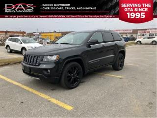 Used 2012 Jeep Grand Cherokee 5.7 L HEMI LIMITED ALTITUDE NAVIGATION/REAR CAMERA for sale in North York, ON