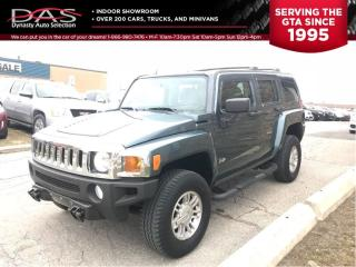 Used 2007 Hummer H3 4X4/LEATHER/SUNROOF/99K for sale in North York, ON