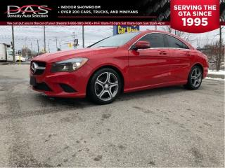 Used 2014 Mercedes-Benz CLA-Class 250 NAVIGATION/LEATHER/LOADED for sale in North York, ON