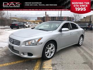 Used 2012 Nissan Maxima SV/NAVIGATION/REAR VIEW CAMERA/LEATHER for sale in North York, ON