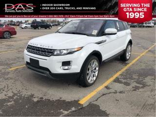 Used 2012 Land Rover Evoque Pure Plus Navigation/Panoramic Sunroof/Leather for sale in North York, ON