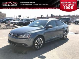 Used 2013 Volkswagen Jetta HYBRID/HIGHLINE/NAVIGATION/REAR VIEW CAMERA for sale in North York, ON