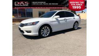 Used 2013 Honda Accord TOURING NAVIGATION/LEATHER/SUNROOF for sale in North York, ON