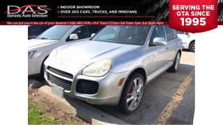 Used 2005 Porsche Cayenne TURBO NAVIGATION/LEATHER/SUNROOF for sale in North York, ON