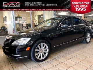 Used 2012 Mercedes-Benz S-Class 550 4MATIC NAVIGATION/LEATHER/SUNROOF for sale in North York, ON