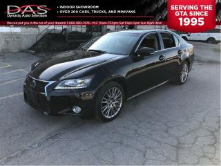 Used 2014 Lexus GS 350 AWD ULTRA PREMIUM NAVI/SUNROOF for sale in North York, ON