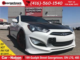 Used 2013 Hyundai Genesis 2.0T Premium | COIL OVER | NAVI | LEATHER | PIPE for sale in Georgetown, ON