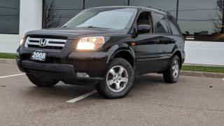Used 2008 Honda Pilot EXL/RES for sale in Mississauga, ON