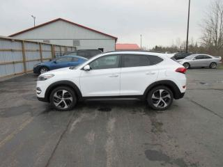 Used 2016 Hyundai TUCSON LIMITED AWD for sale in Cayuga, ON