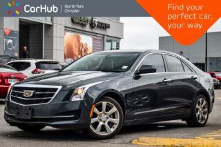 Used 2015 Cadillac ATS Sedan AWD|Cadillac CUE & Surround Sound Pkg|BOSE|17