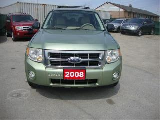 Used 2008 Ford Escape XLT for sale in London, ON