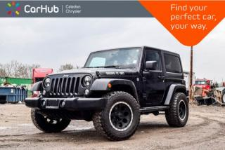 Used 2014 Jeep Wrangler Sport|4x4|Hard Top|Air Conditioner|AM\FM Stero for sale in Bolton, ON