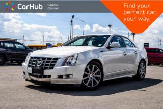 Used 2013 Cadillac CTS Sedan Luxury|Navi|Pano Sunroof|Bluetooth|Backup Cam||R-Start|17