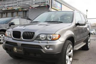 Used 2006 BMW X5 4DR SUV AWD 4.4I for sale in Etobicoke, ON