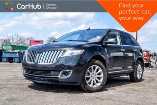 Used 2015 Lincoln MKX |AWD|Pano Sunroof|Backup Cam|Bluetooth|R-Start|18