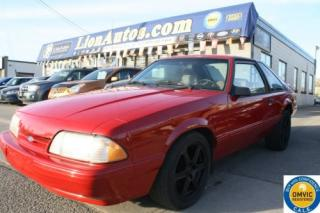 Used 1992 Ford Mustang for sale in Etobicoke, ON