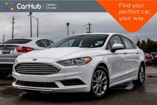 Used 2017 Ford Fusion SE|Sunroof|Bluetooth|R-Start|Pwr windows|Pwr Locks|Keyless|17