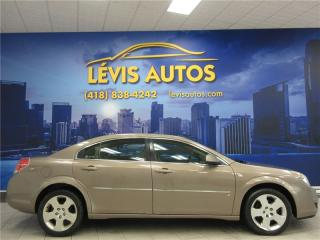 Used 2007 Saturn Aura Xe A/c for sale in Levis, QC