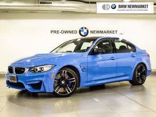 Used 2016 BMW M3 Sedan for sale in Newmarket, ON