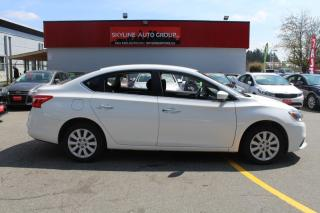 Used 2016 Nissan Sentra 4dr Sdn I4 CVT S for sale in Surrey, BC