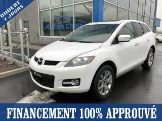 Used 2009 Mazda CX-7 GT AWD for sale in Longueuil, QC