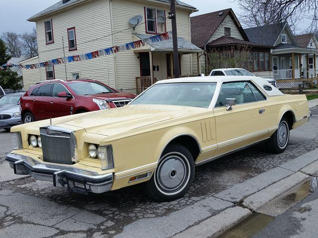 "1979 Lincoln Continental Mark V ""Open to OFFERS""..."