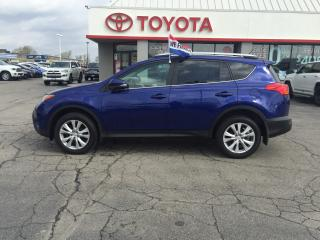Used 2015 Toyota RAV4 LIMITED  for sale in Cambridge, ON