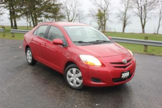 Used 2008 Toyota Yaris AC| Power Group| Low Kms| Fuel Efficient| for sale in Oshawa, ON
