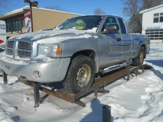 Used 2005 Dodge Dakota Cabine club 4 RM SLT for sale in Sorel-Tracy, QC