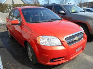 Used 2009 Chevrolet Aveo for sale in Sorel-Tracy, QC