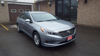 Used 2017 Hyundai Sonata 2.4L GLS/BACK UP CAMERA/SUNROOF/IMMACULATE$18500 for sale in Brampton, ON