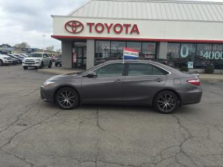 Used 2015 Toyota Camry SE for sale in Cambridge, ON