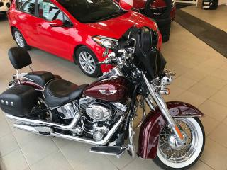 Used 2008 Harley Davidson Flsts HARLEY FLSTN LUXE*39750KILO**FULL OPTION for sale in Val-david, QC