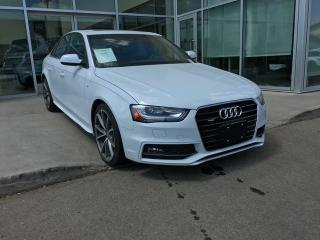 Used 2015 Audi A4 ALL WHEEL DRIVE/NAVIGATION/HEATED SEATS/BACK UP CAMERA for sale in Edmonton, AB