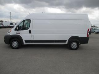Used 2017 RAM ProMaster 2500.159 INCH W/BASE.HIGH ROOF for sale in London, ON
