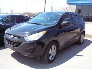 Used 2011 Hyundai Tucson GLS for sale in Georgetown, ON
