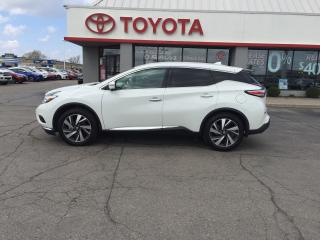 Used 2017 Nissan Murano Platinum for sale in Cambridge, ON