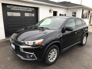 Used 2017 Mitsubishi RVR SE for sale in Kingston, ON