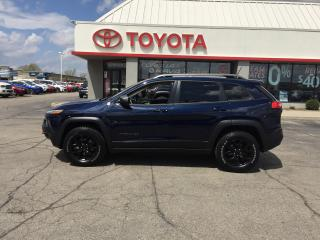 Used 2015 Jeep Cherokee Trailhawk for sale in Cambridge, ON