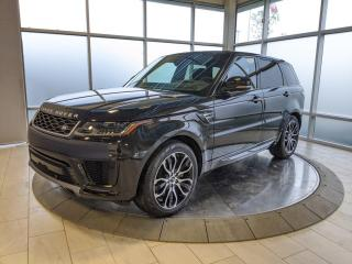 Used 2018 Land Rover Range Rover SPORT for sale in Edmonton, AB