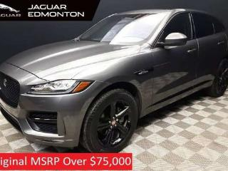 Used 2018 Jaguar F-PACE RSPORT for sale in Edmonton, AB