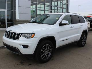 Used 2017 Jeep Grand Cherokee Limited for sale in Peace River, AB